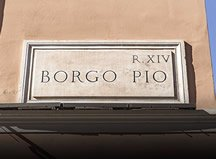 San Pietro e Borgo Pio