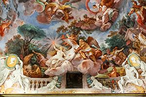 Soffitto, Galleria Borghese (Roma)