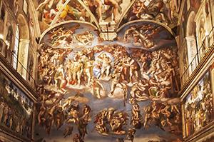 Cappella Sistina, Giudizio Universale (Roma)