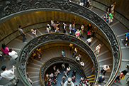Musei Vaticani, scala elicoidale
