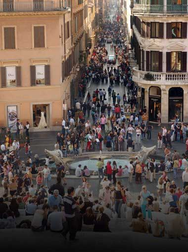 Guida di Roma: vita notturna, shopping, dove mangiare